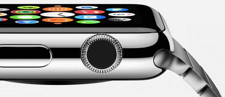 Apple Watch digitale Krone