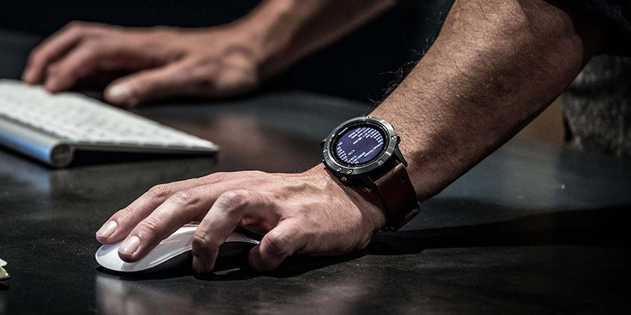 Smartwatches 2017 Garmin Fenix 5