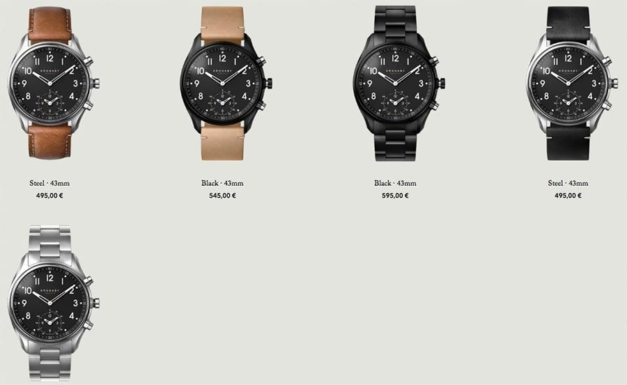 Kronaby Herren Uhren