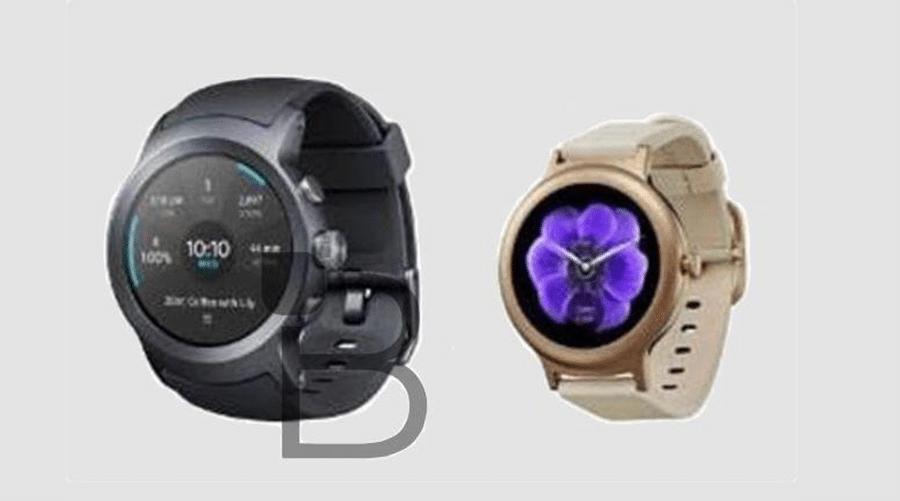 LG Watch Sport und LG Watch Style Smartwatches 2017