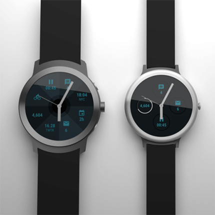 LG Watch Sport und LG Watch Style: Alle Infos zur Google Smartwatch