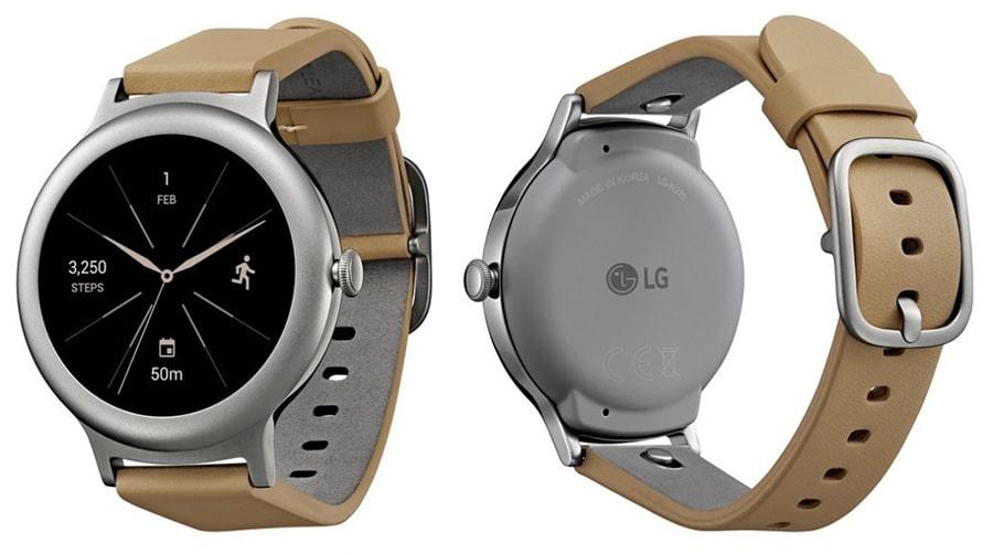 LG Watch Style Google Smartwatch
