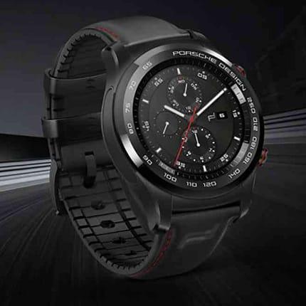huawei watch 2 porsche design premium smartwatch im sportlook. Black Bedroom Furniture Sets. Home Design Ideas