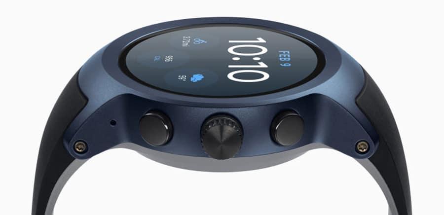 LG Watch Sport: Ersteinschätzung zur sportlichen Google Smartwatch