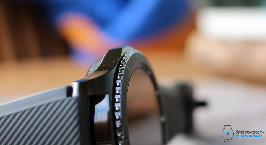 Samsung Gear S3 Langzeittest