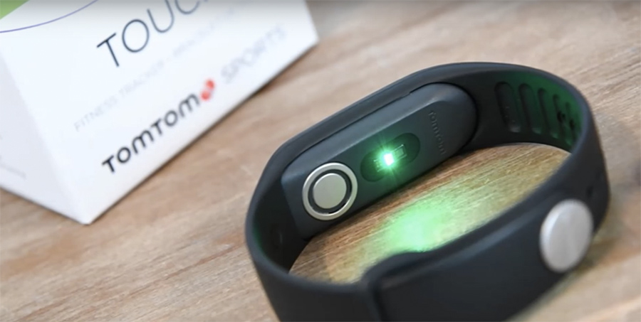 TomTom Touch Cardio: Alle Infos und Ersteinschätzung zum 100 Euro Tracker