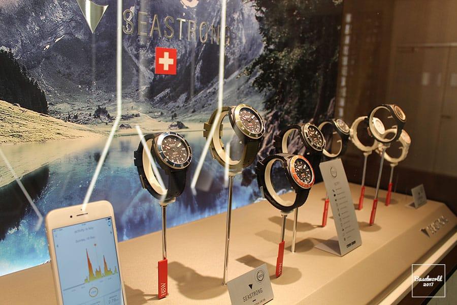 Alpina Seastrong Smartwatch