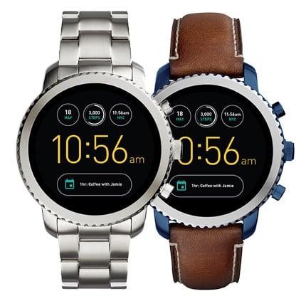 Fossil Q Explorist: Bessere Technik für die Männer Smartwatch