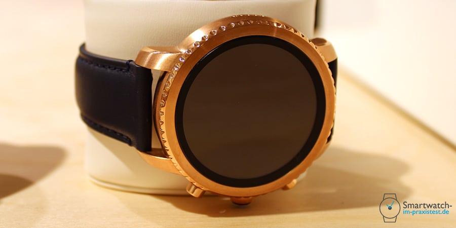 Fossil Q Venture: An dieser Damen Smartwatch kommt man nicht vorbei