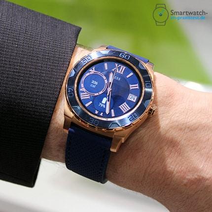 guess smartwatch casual watch f r damen und herren hands on. Black Bedroom Furniture Sets. Home Design Ideas