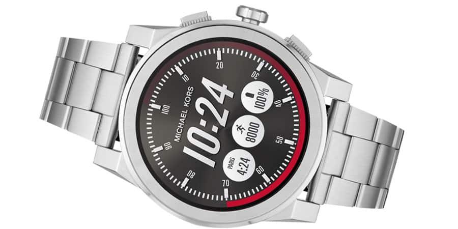 Michael Kors Grayson Smartwatch: Fashion-Watch für Männer