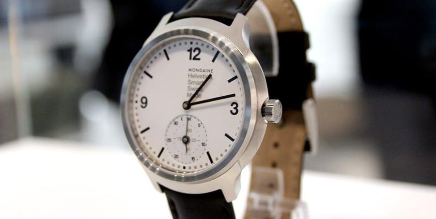 Mondaine Helvetica No. 1 Smartwatch