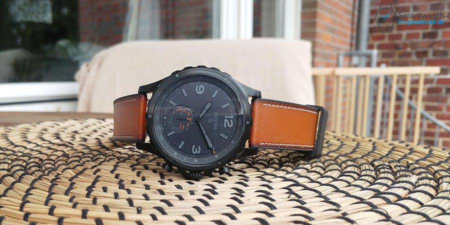 Fossil Q Nate Test