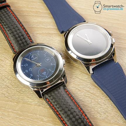 MyKronoz ZeTime: Die interessanteste Independent Smartwatch 2017
