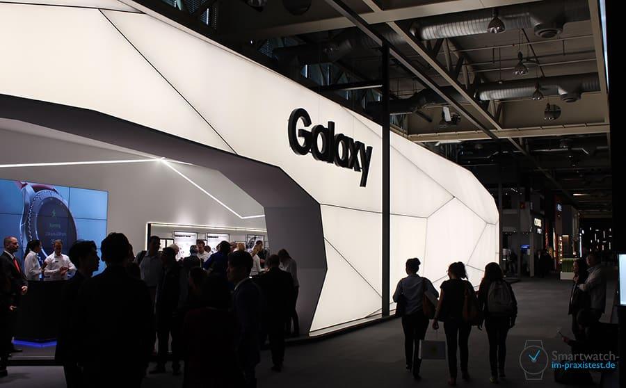 Smartwatch Interview mit Philipp Schlegel von Samsung