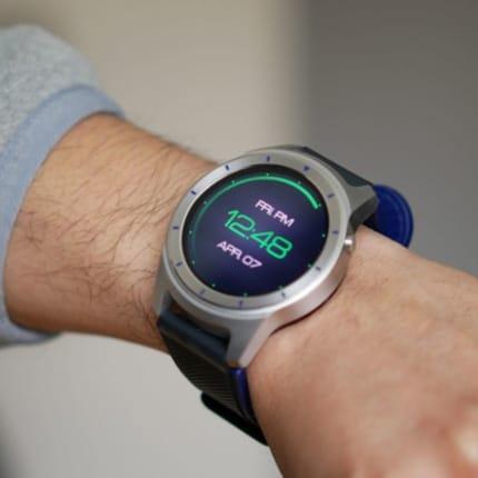 ZTE Quartz Smartwatch: GPS und 3G zum Einsteigerpreis