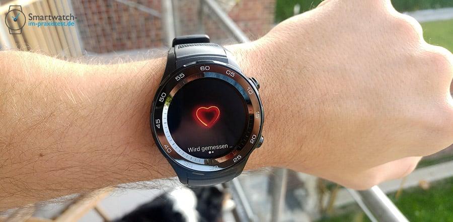 Huawei Watch 2 Test