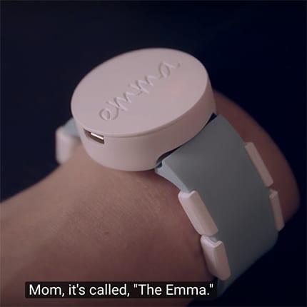 Microsoft Emma: Rührendes Video zum Wearable für Parkinson Kranke