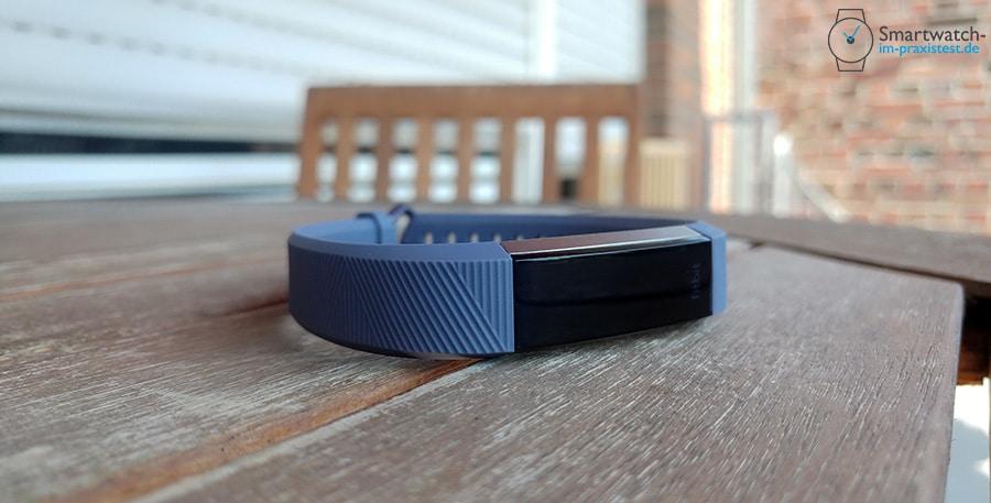 Fitbit Alta HR Test