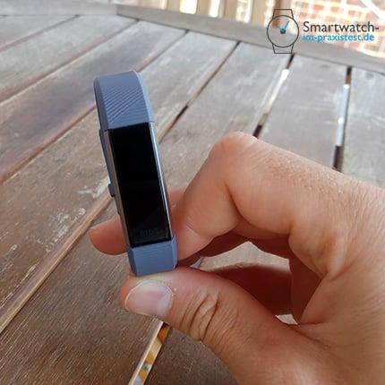 Fitbit Alta HR Test: Liebling, wie haben den Fitbit Charge 2 geschrumpft
