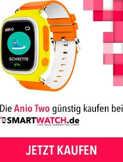 Die Anio Two günstig kaufen bei Smartwatch.de