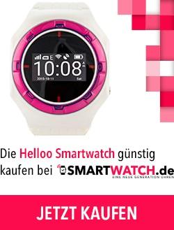 Die Helloo Smartwatch günstig kaufen bei Smartwatch.de