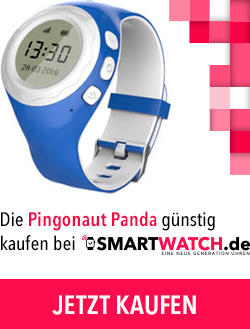 Die Pingonaut Panda günstig kaufen bei Smartwatch.de