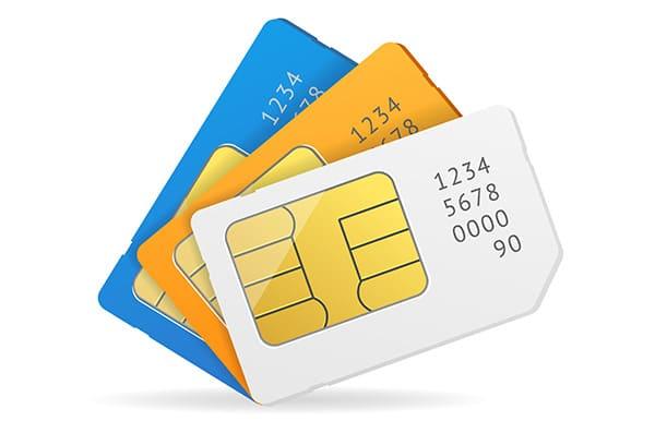 Smartwatch SIM Karte 3