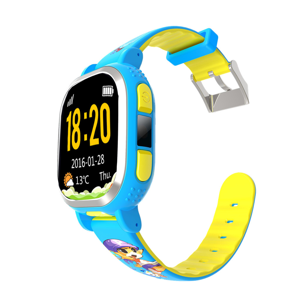 Tencent QQ Watch Blau