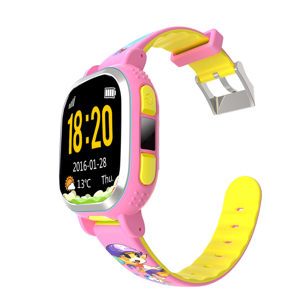 Tencent QQ Watch Rosa