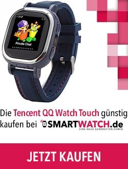 Die Tencent QQ Watch Touch günstig kaufen bei Smartwatch.de