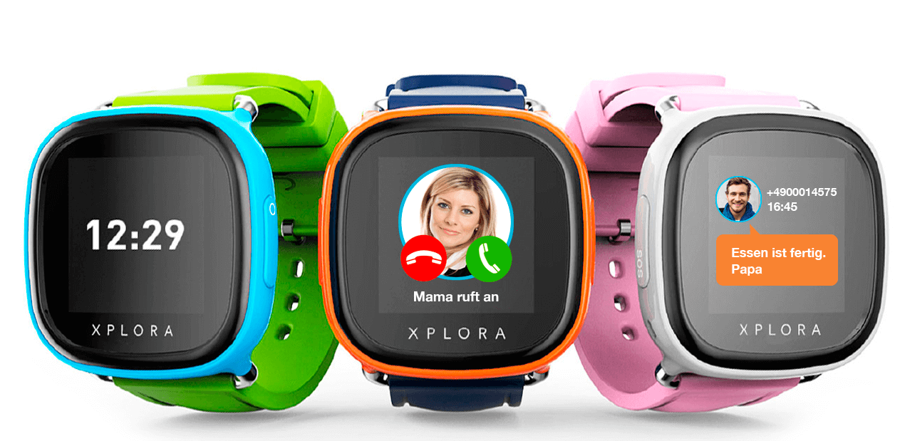 xplora gps kinder uhr smartwatch. Black Bedroom Furniture Sets. Home Design Ideas