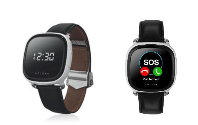 xplora care senioren smartwatch
