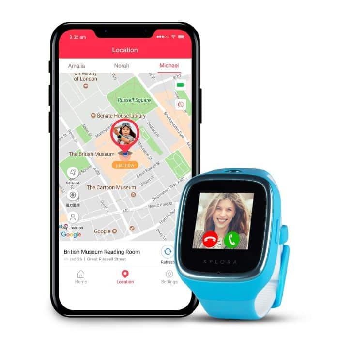 Xplora 3S Kinder Smartwatch 3