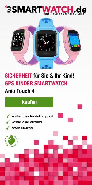 Die Anio 4 günstig kaufen bei Smartwatch.de
