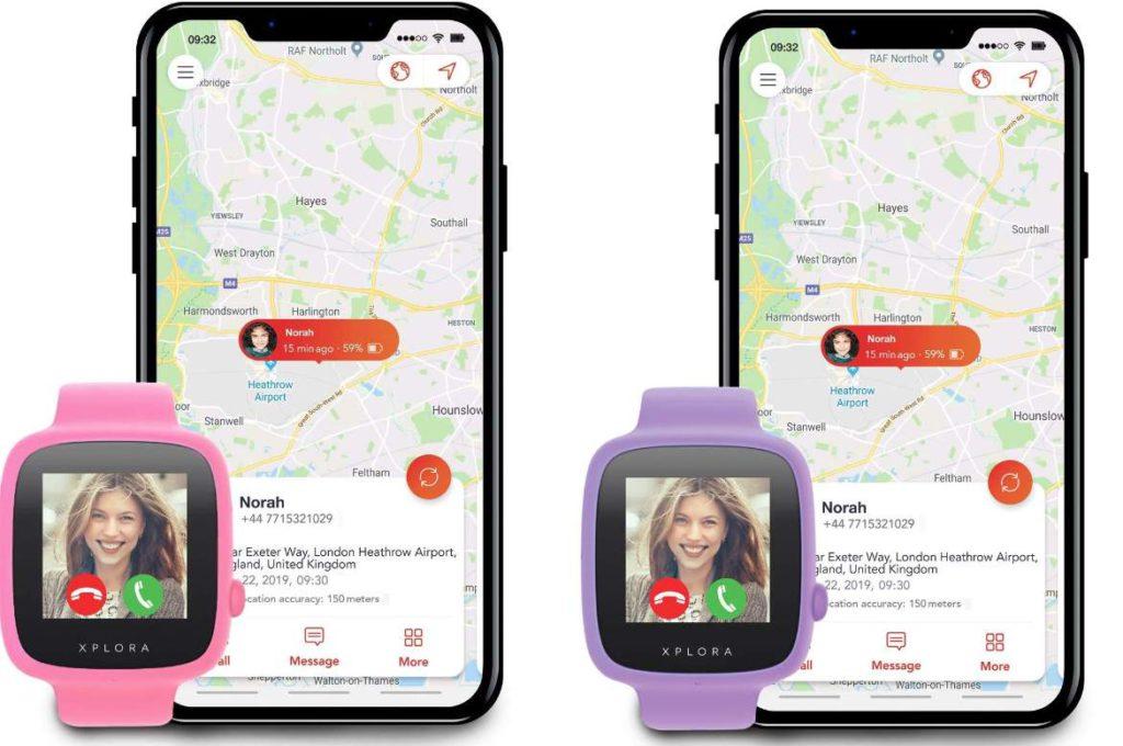 xplora go kinder smartwatch